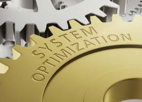 Ottimizzazione macchinari