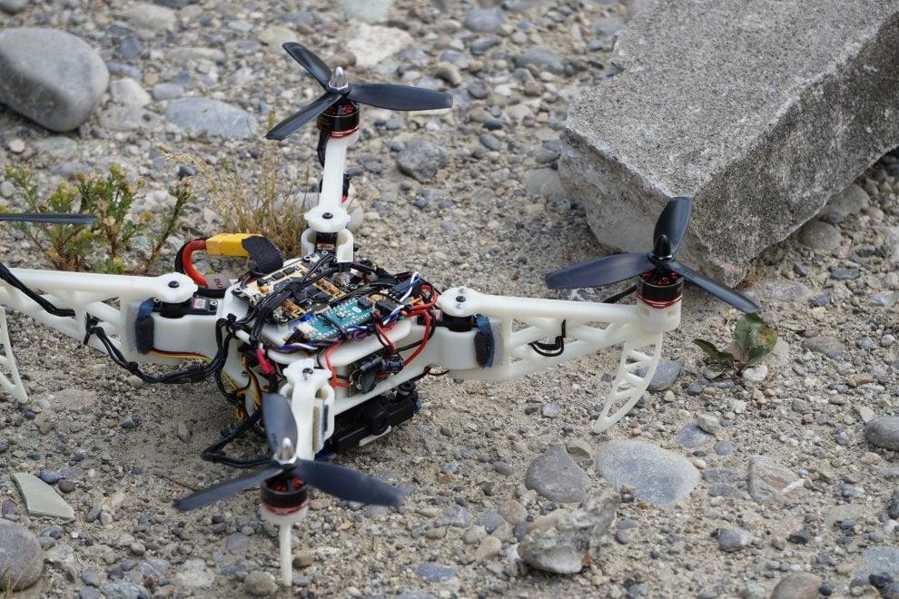 droni pieghevoli